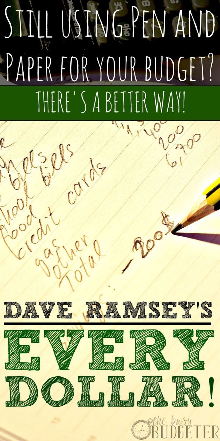 Dave Ramsey Allocated Spending Plan Excel Spreadsheet_19