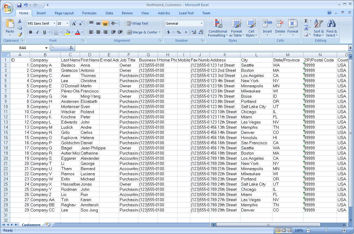 Different Types Of Spreadsheet Software free