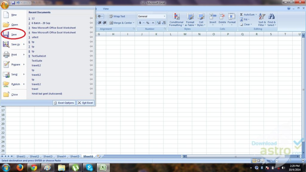 Free Spreadsheet Software For Windows 8_20