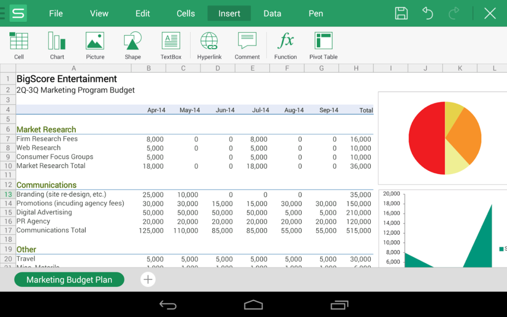 Free Spreadsheet Software For Windows 8_21
