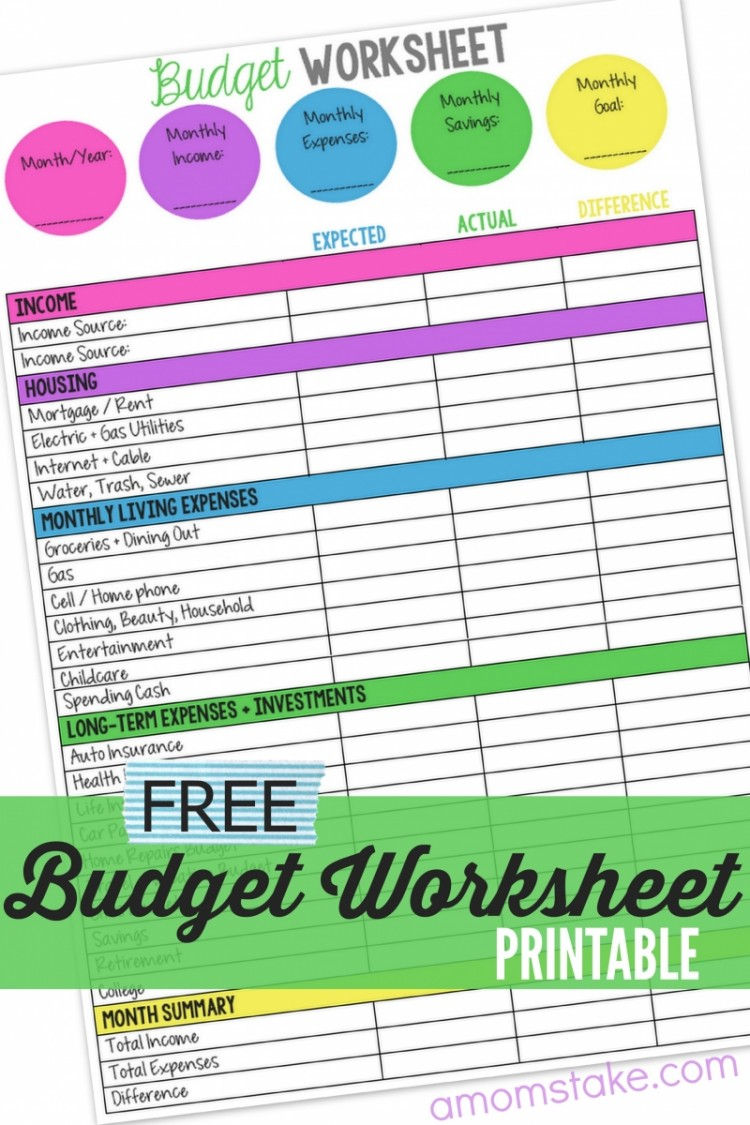 How To Make A Spreadsheet For Monthly Bills_90