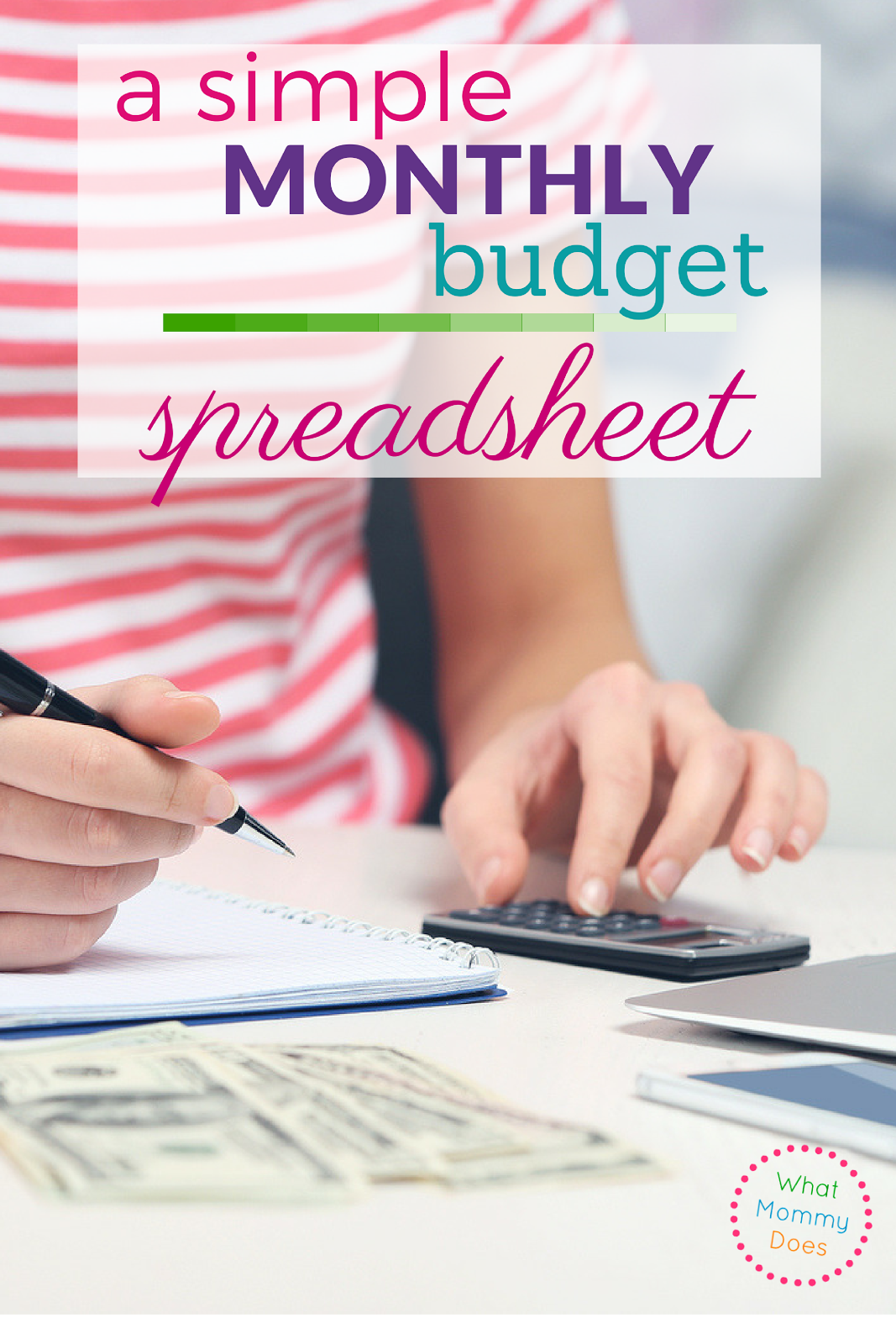 How To Make A Spreadsheet For Monthly Bills_93