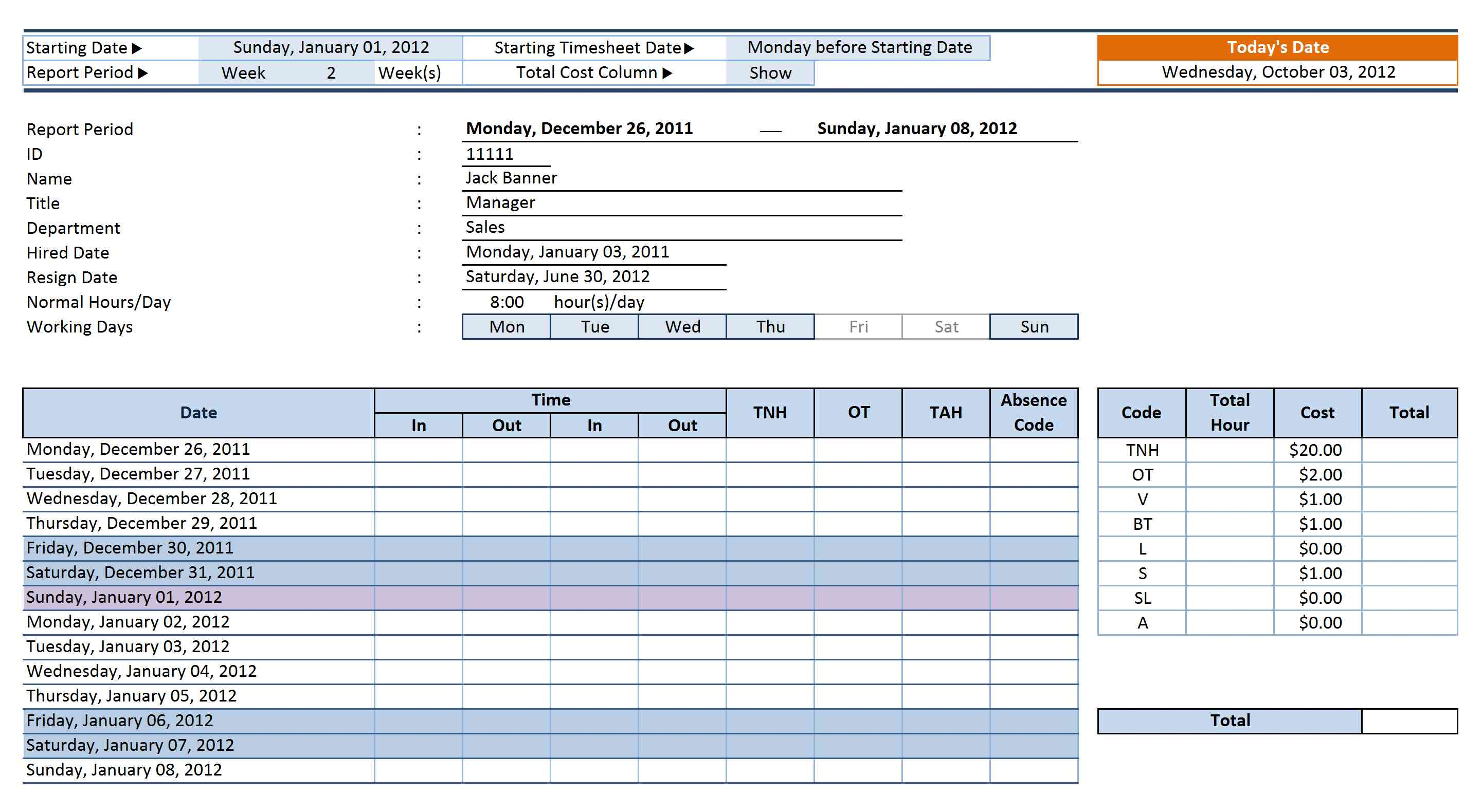 Proposal sales lead tracking excel template