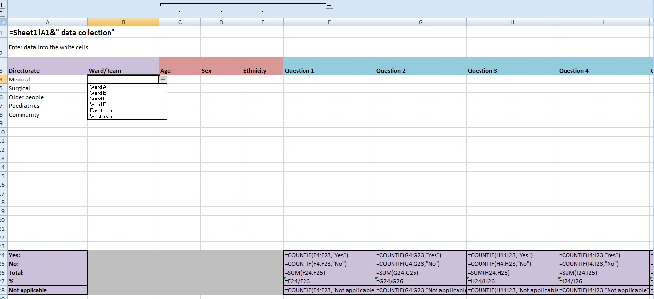 Sample Excel Spreadsheet For Practice free