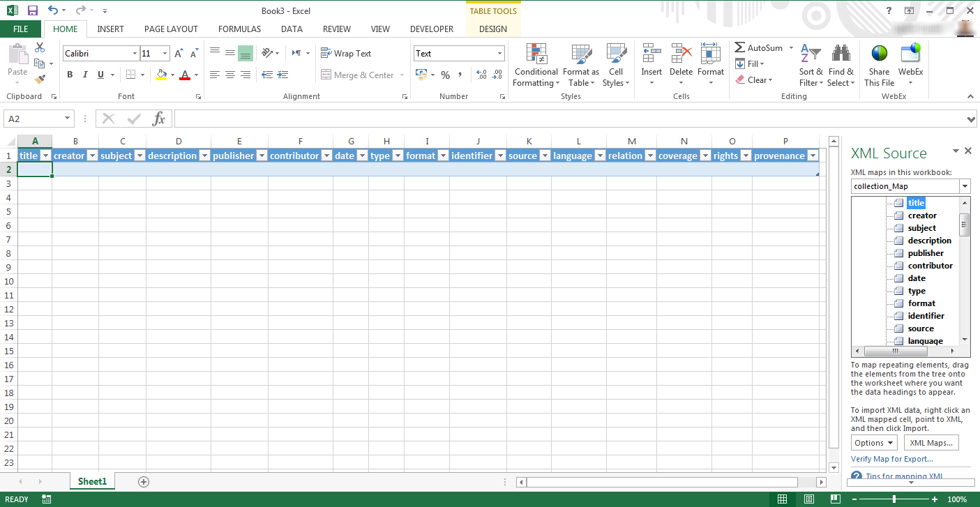 Xml Spreadsheet Editor download