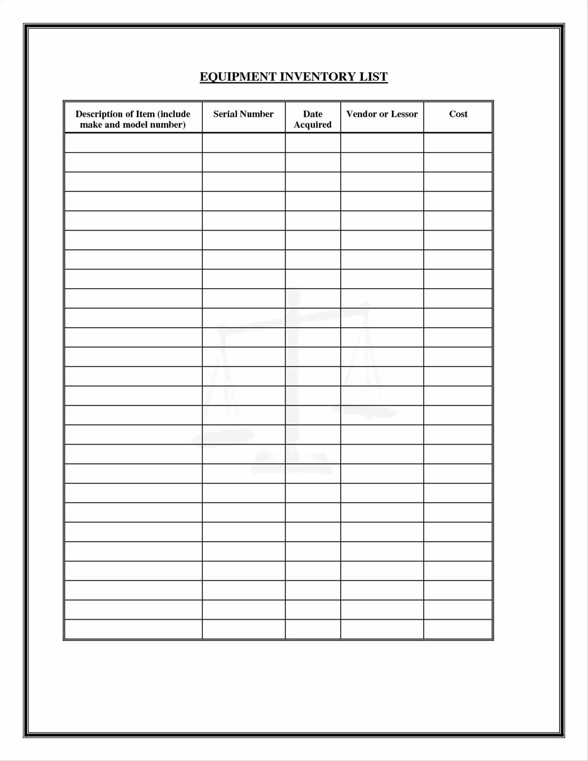 bar stock control sheet excel