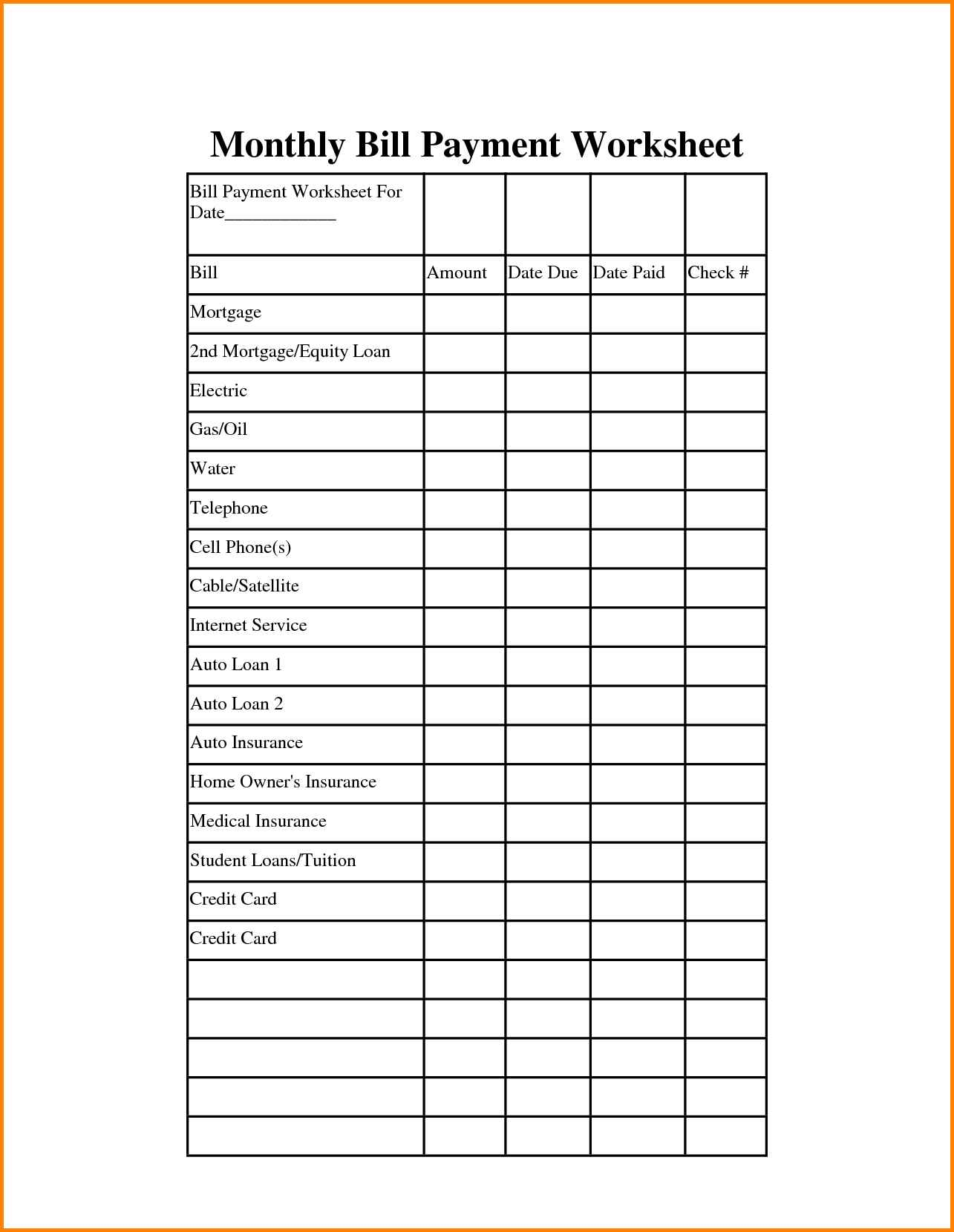 Worksheets Free Home Budget Worksheet free home budget spreadsheet laobingkaisuo com spreadsheet