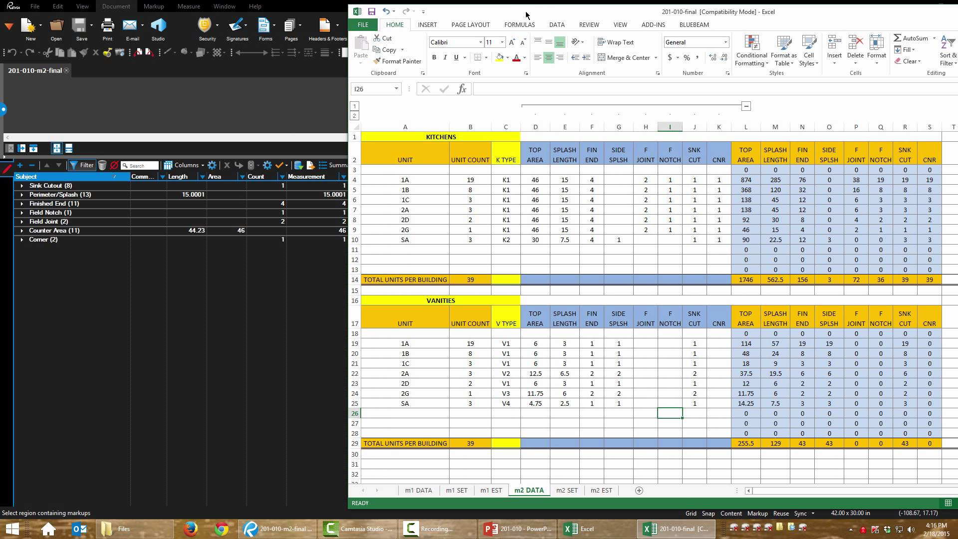 Construction Estimating Excel Spreadsheet Laobingkaisuo Com