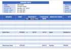 downlaod inventory and sales manager excel template
