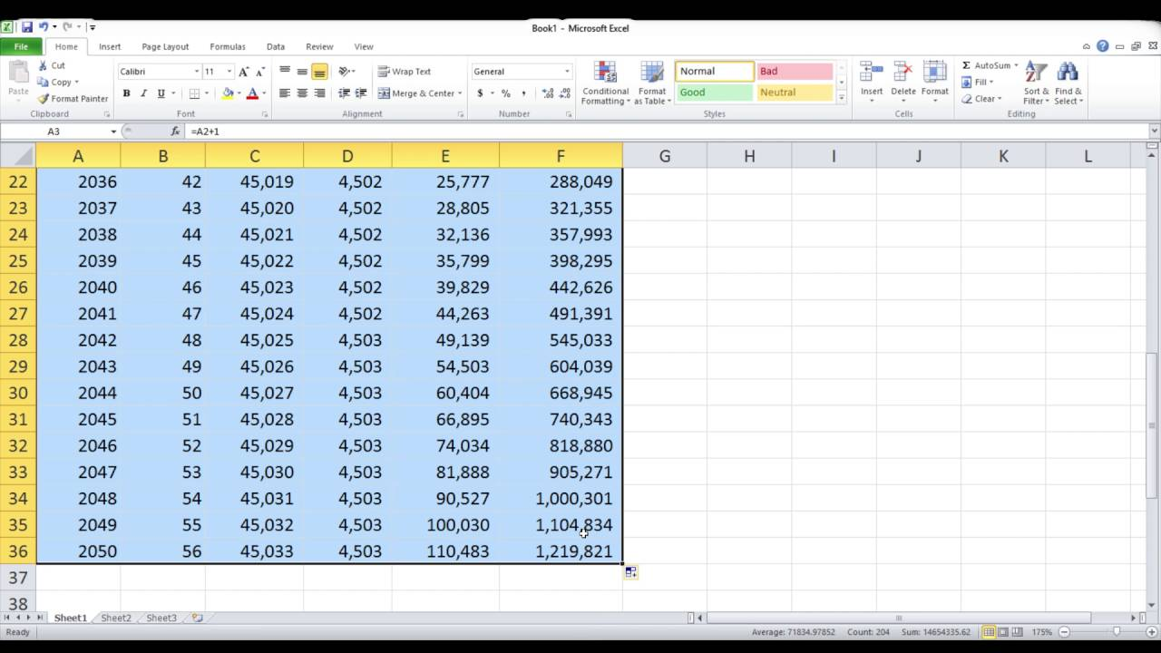 download Retirement Savings Spreadsheet free