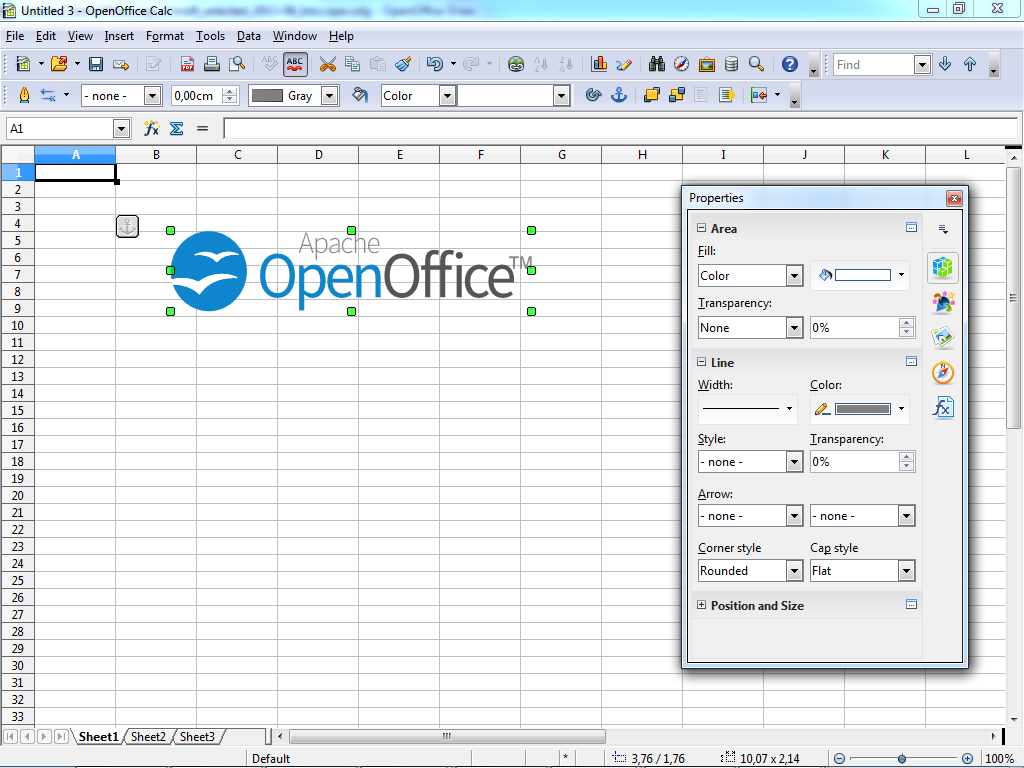 download open office spreadsheet tutorial pdf
