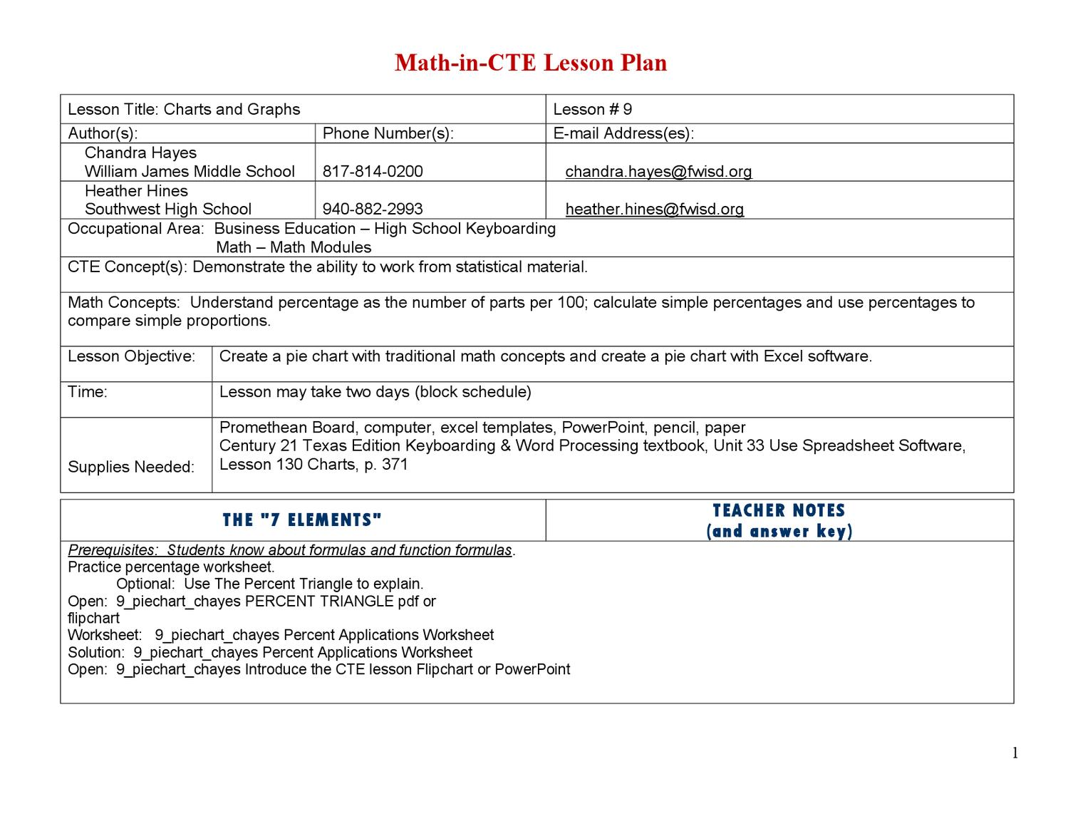 Spreadsheet lesson plans for high school laobingkaisuo spreadsheet lesson plans for high school alramifo Image collections
