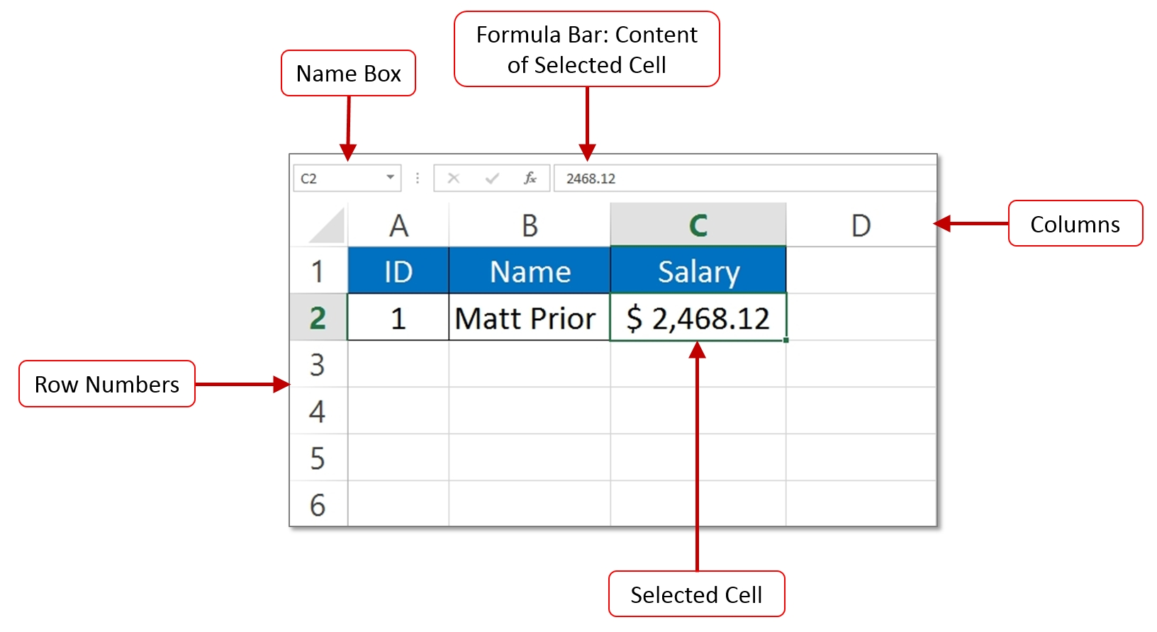 excel for beginners