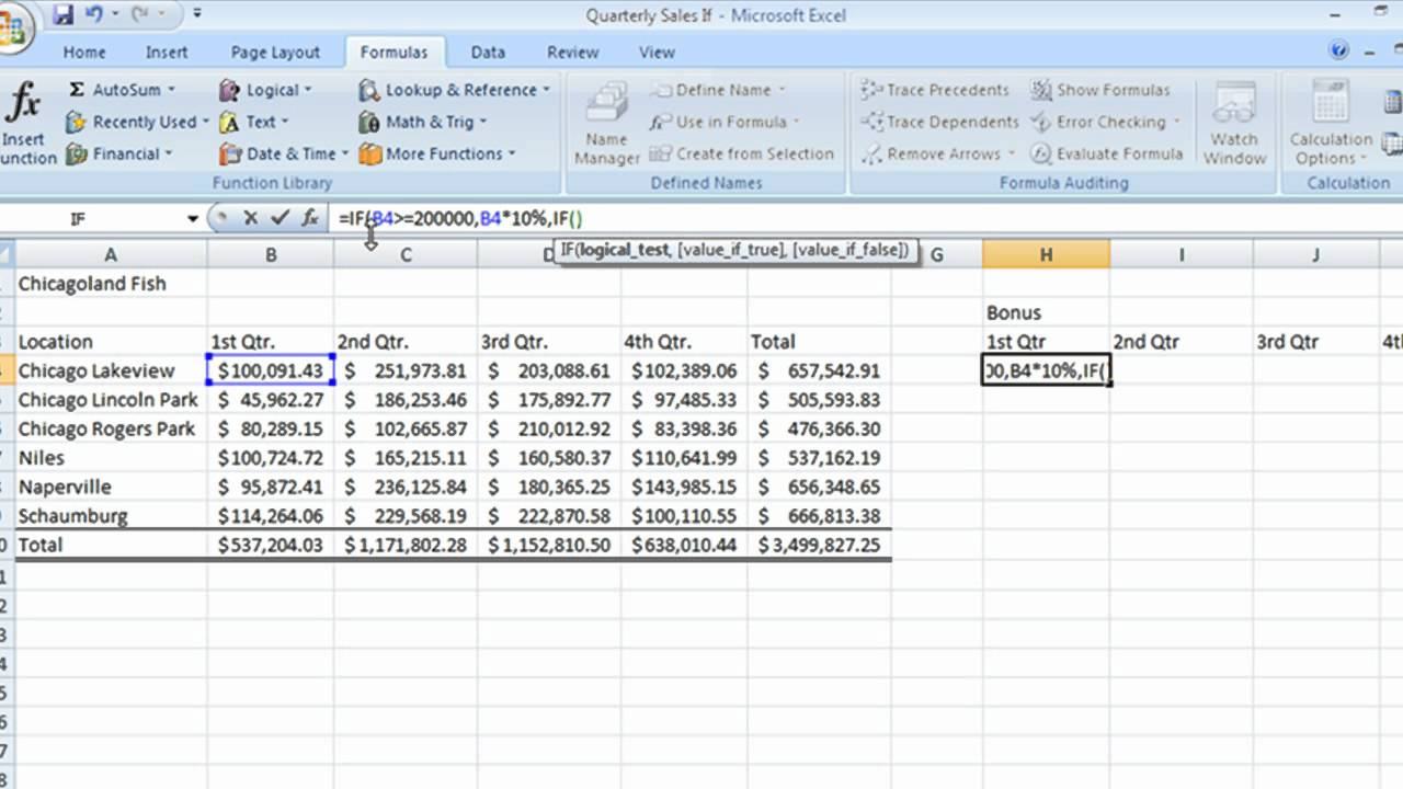 excel if contains