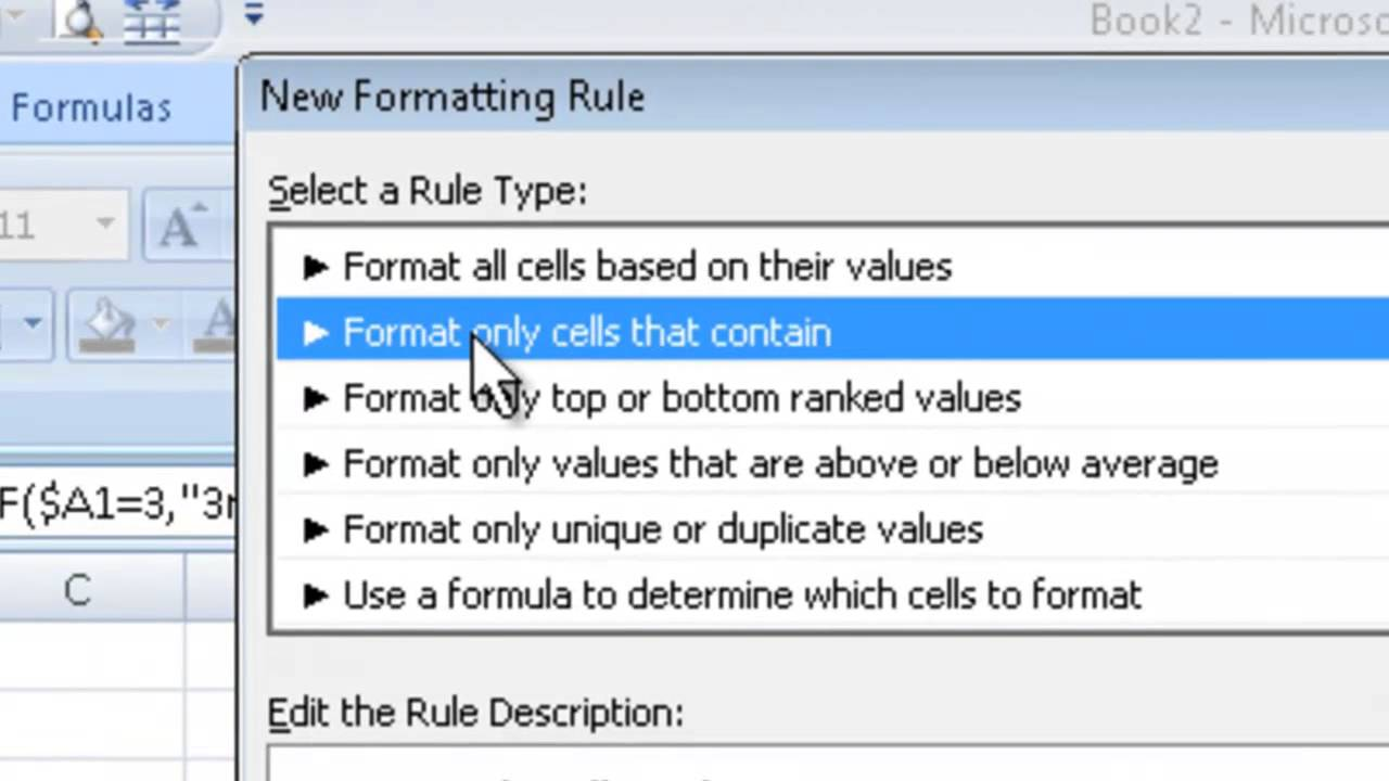 excel if statement text