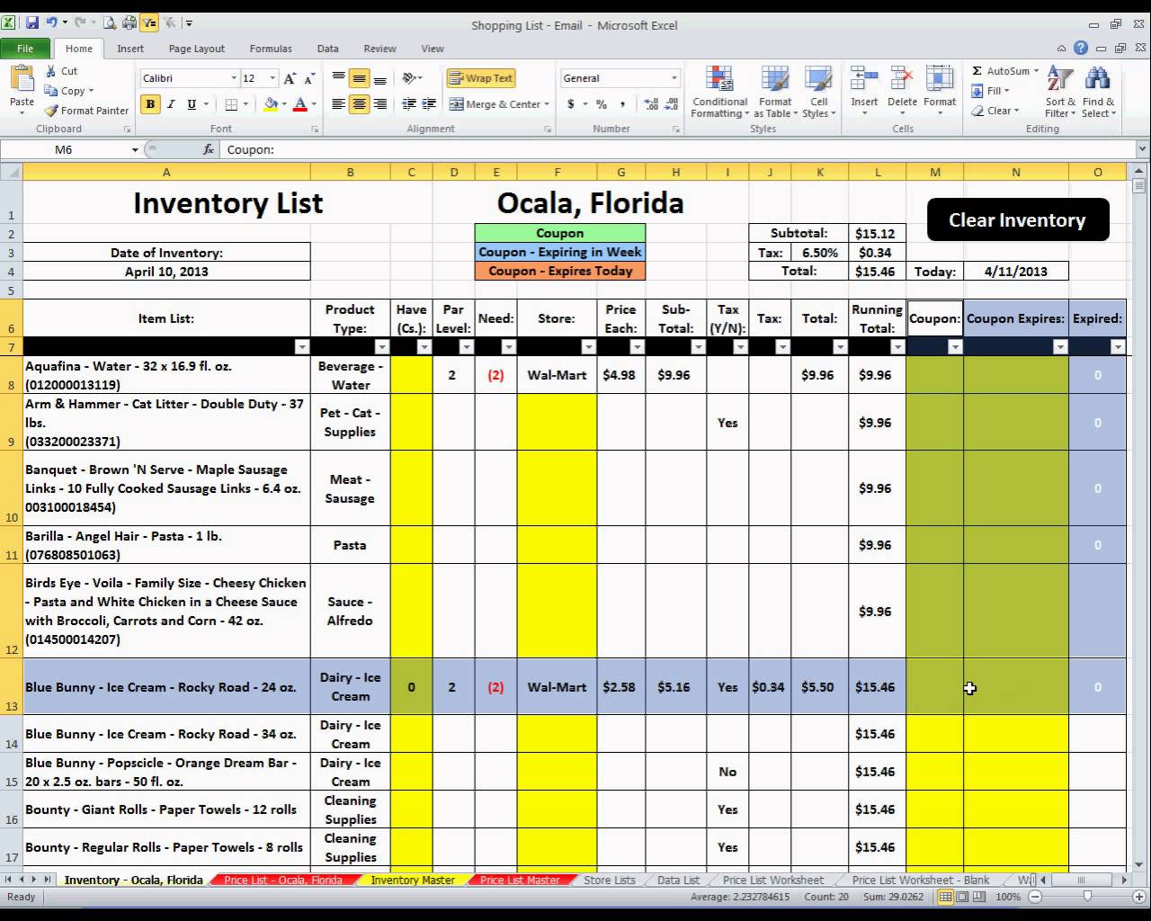 excel spreadsheet to pdf