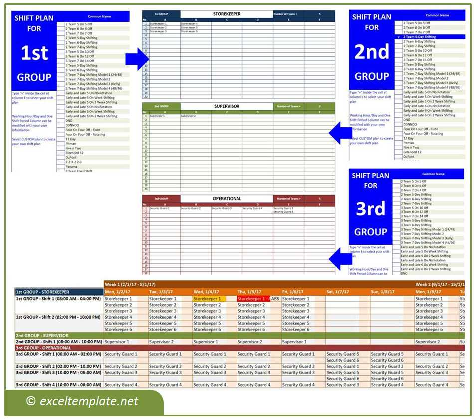 Quick and easy employee scheduling... for free
