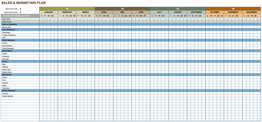 Free Construction Timeline Template Excel | Laobingkaisuo.Com