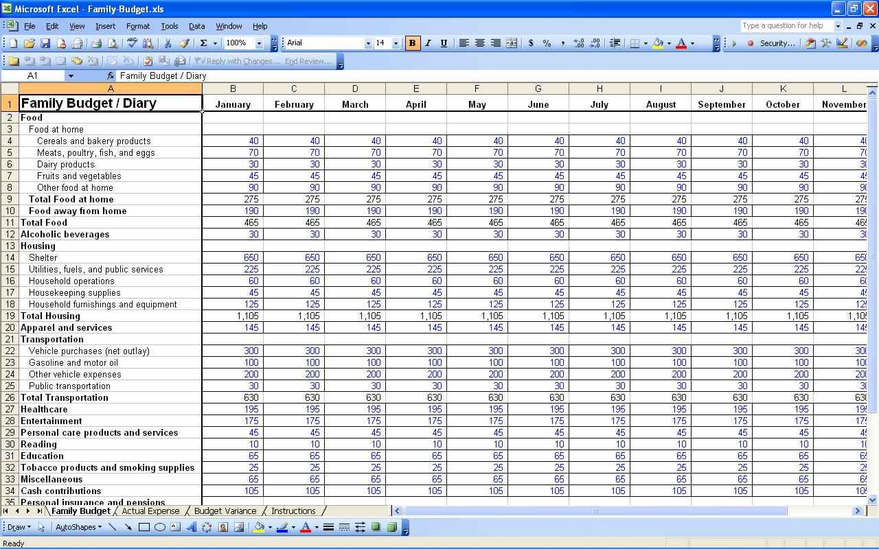 free excel templates for small business bookkeeping