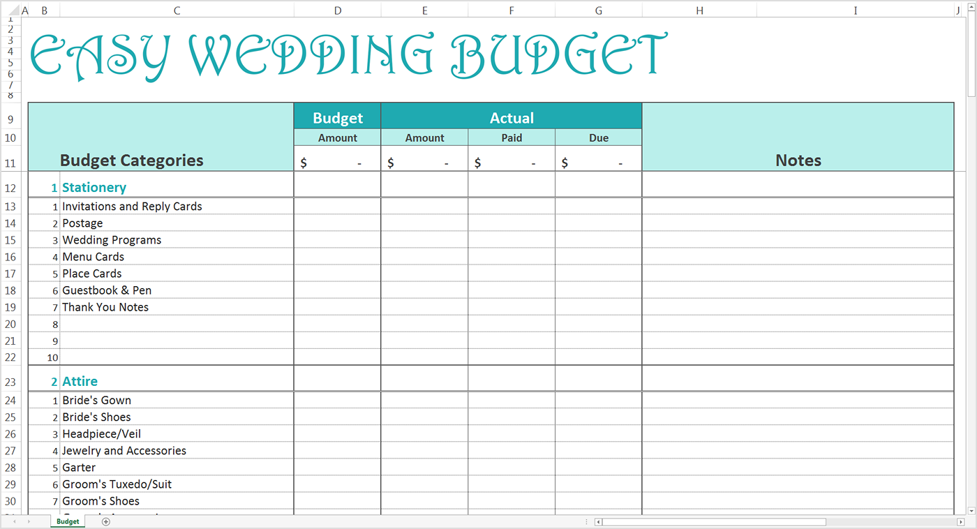downloadable wedding budget spreadsheet koni polycode co