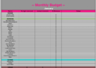 health insurance spreadsheet free download