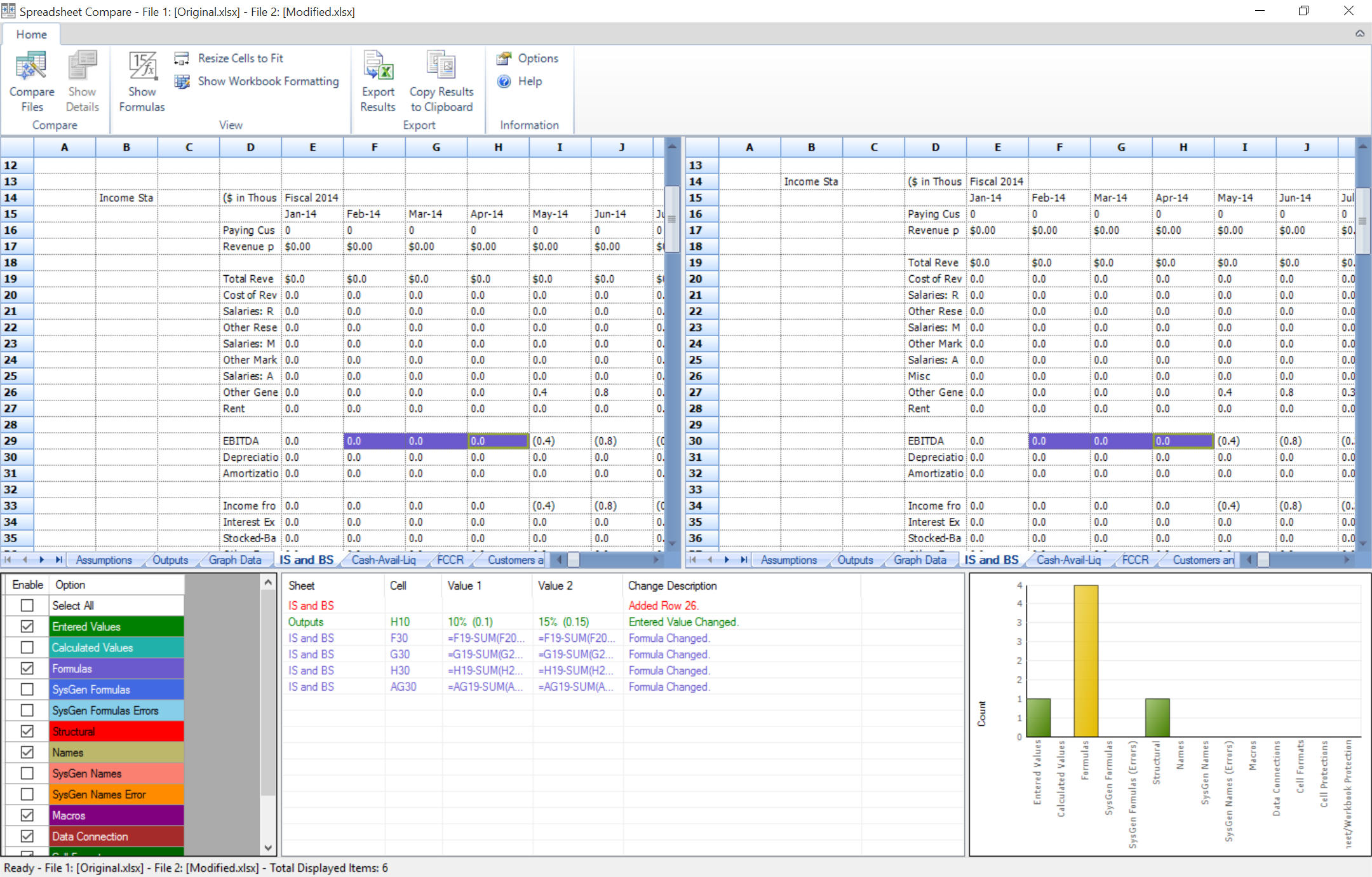 How To Compare Spreadsheets in Excel – Compare Worksheets in Excel