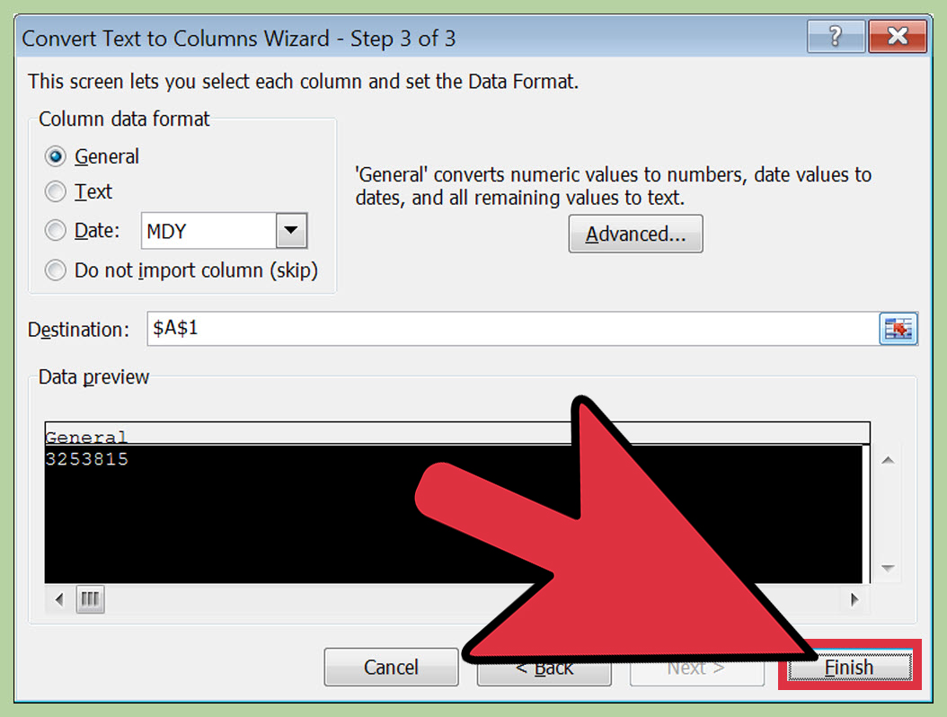 how to convert a pdf file into excel sheet