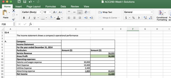 how to do spreadsheets on microsoft excel