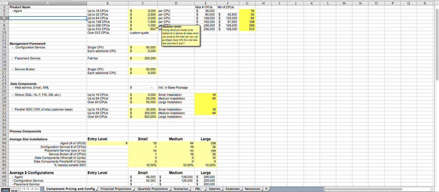 how to make an excel spreadsheet for expenses