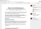 how to open a google docs file