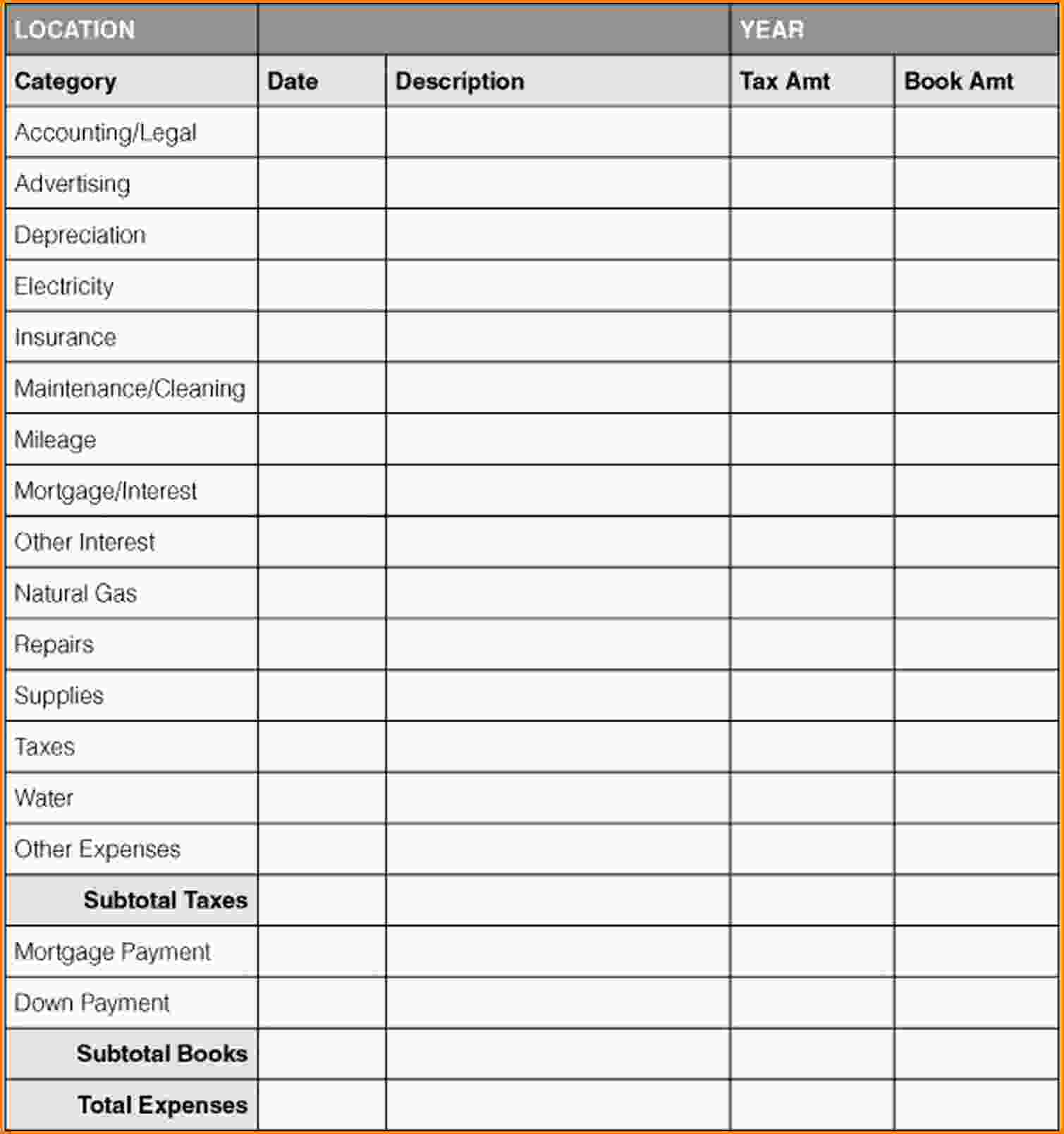 microsoft excel budget spreadsheet templates