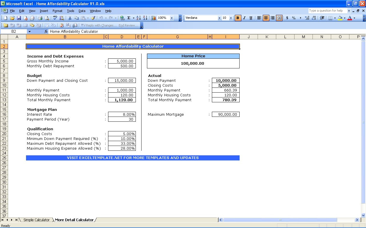 mortgage payment table spreadsheet (8)