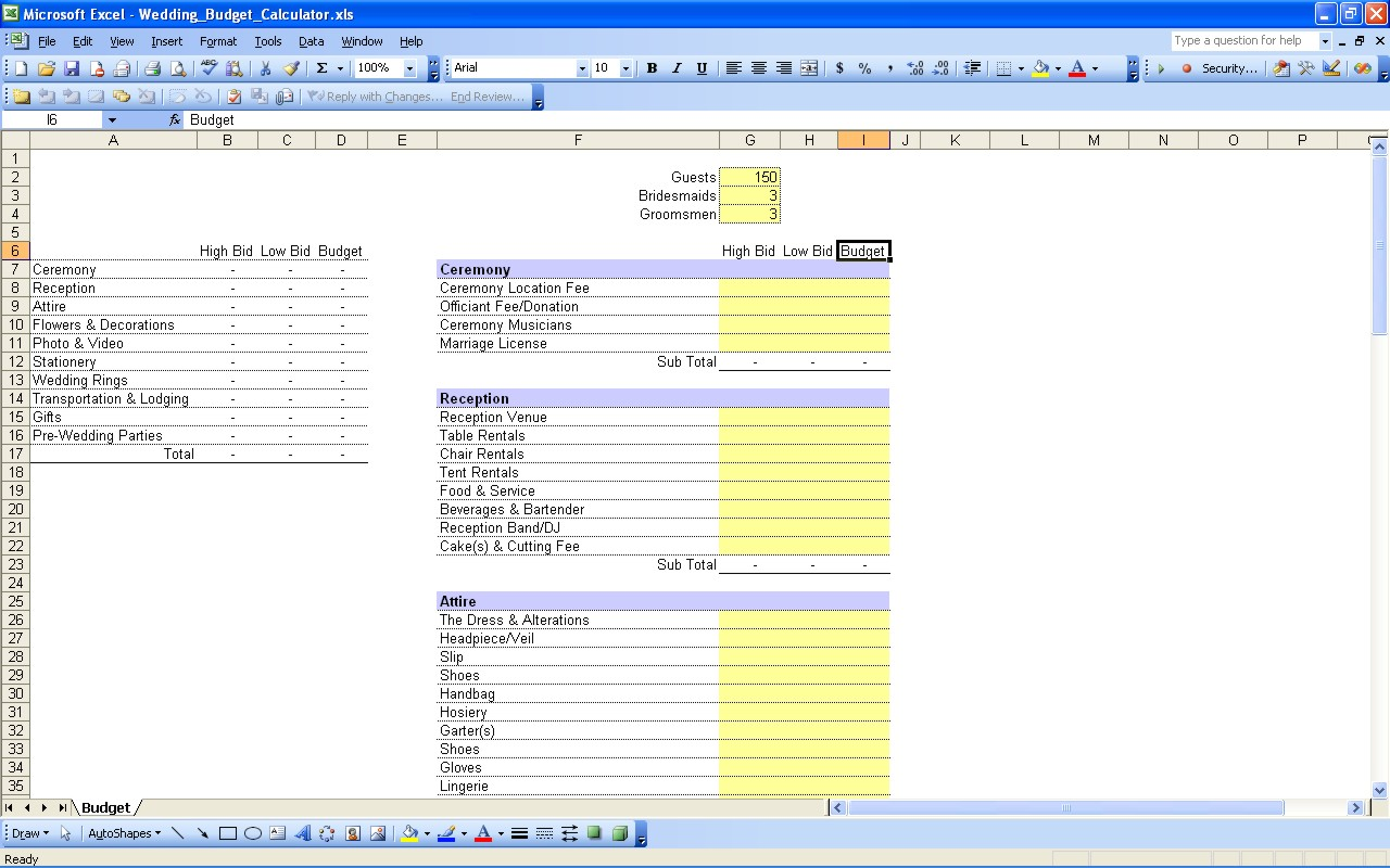 parts of ms excel spreadsheet
