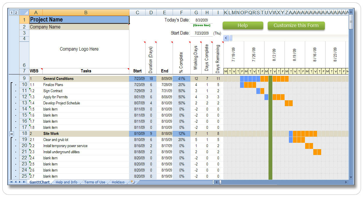 residential construction cost estimator excel