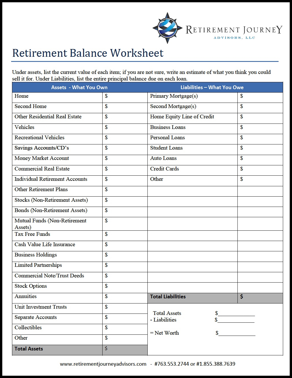 retirement savings excel spreadsheet