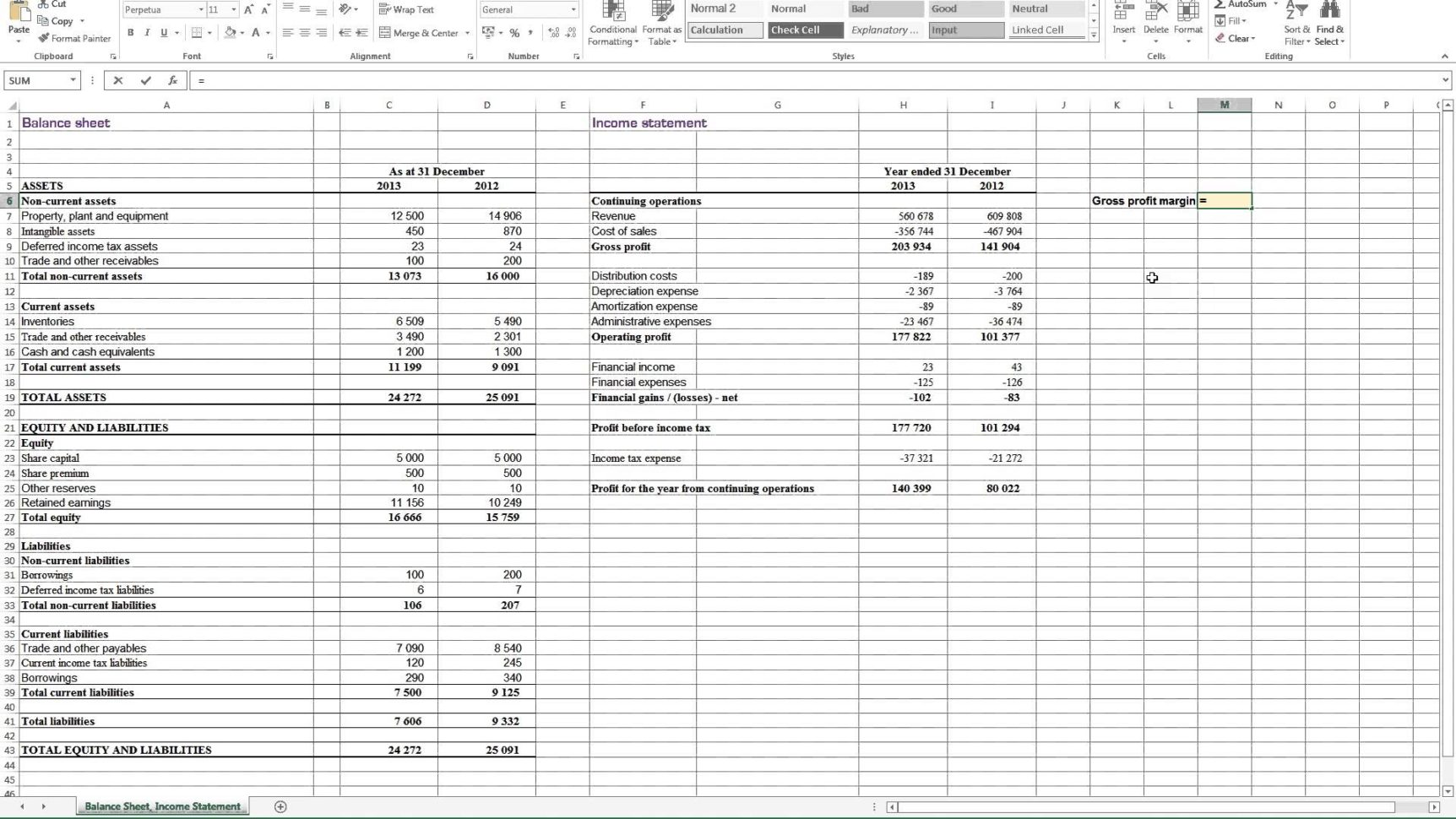 self employed spreadsheet template free