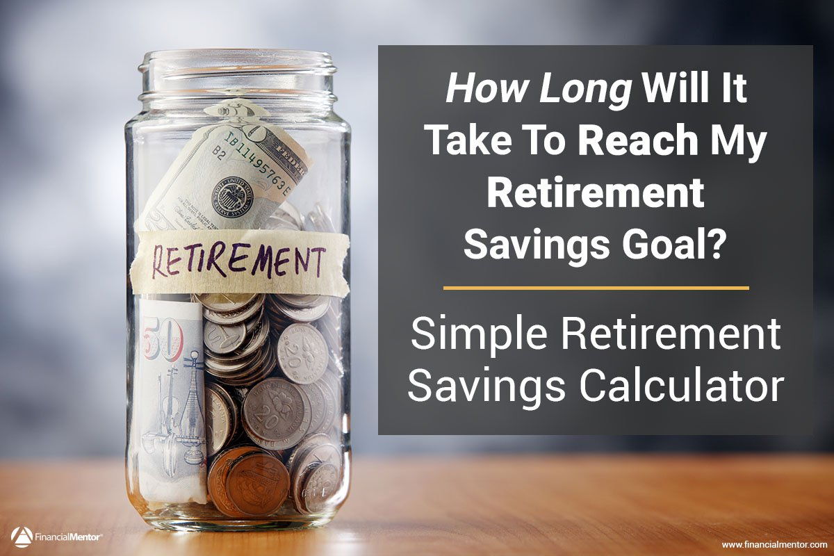 Retirement Savings Spreadsheet