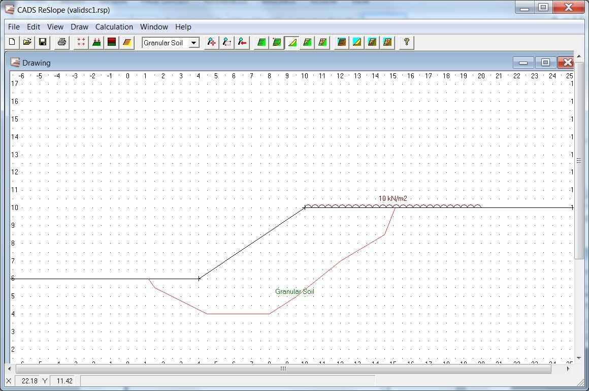 templates Slope Stability Analysis Spreadsheet free
