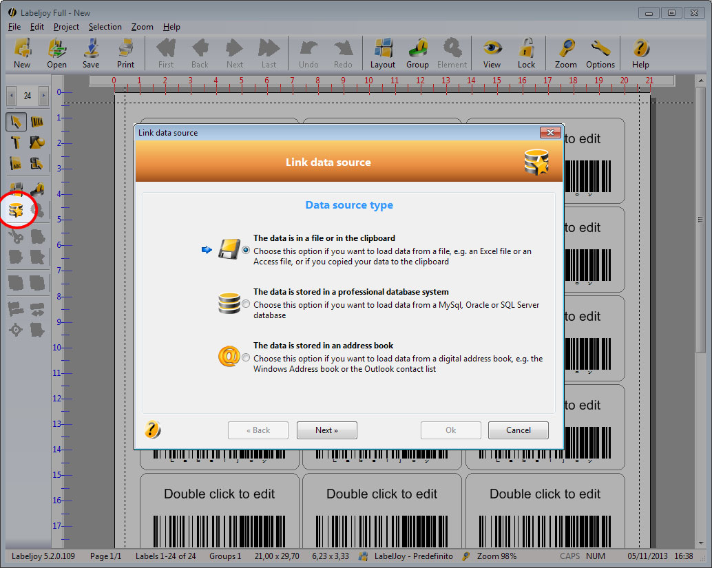 Download Labels Are Used in a Spreadsheet To