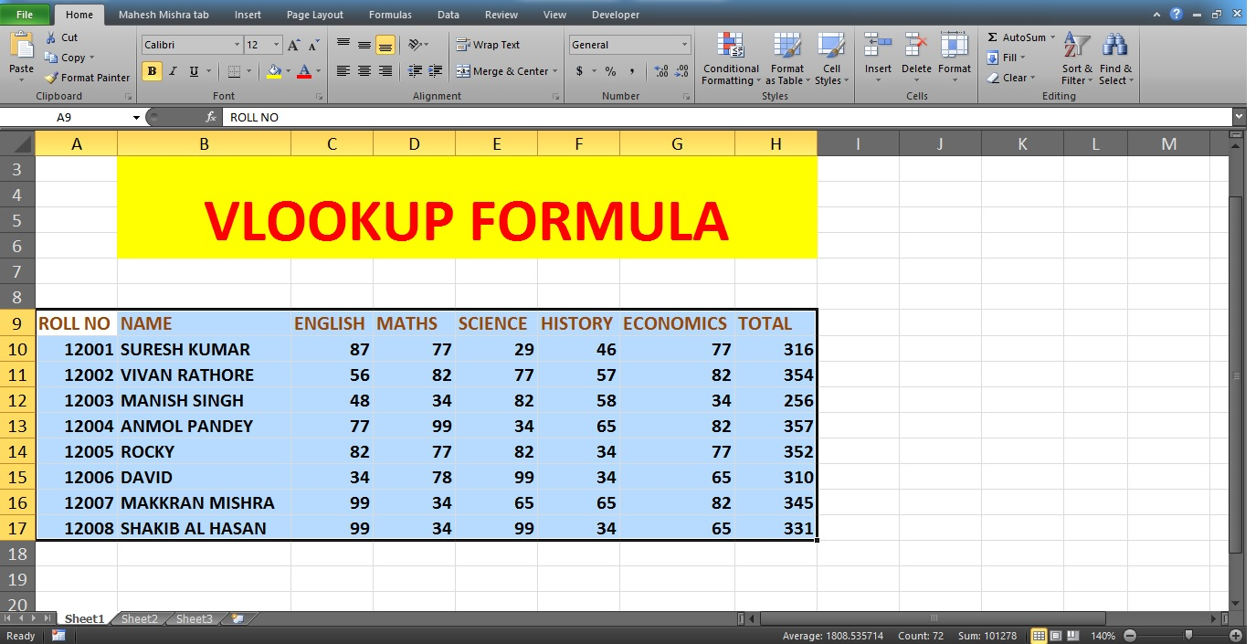 Excel Spreadsheet Formulas If Then templates