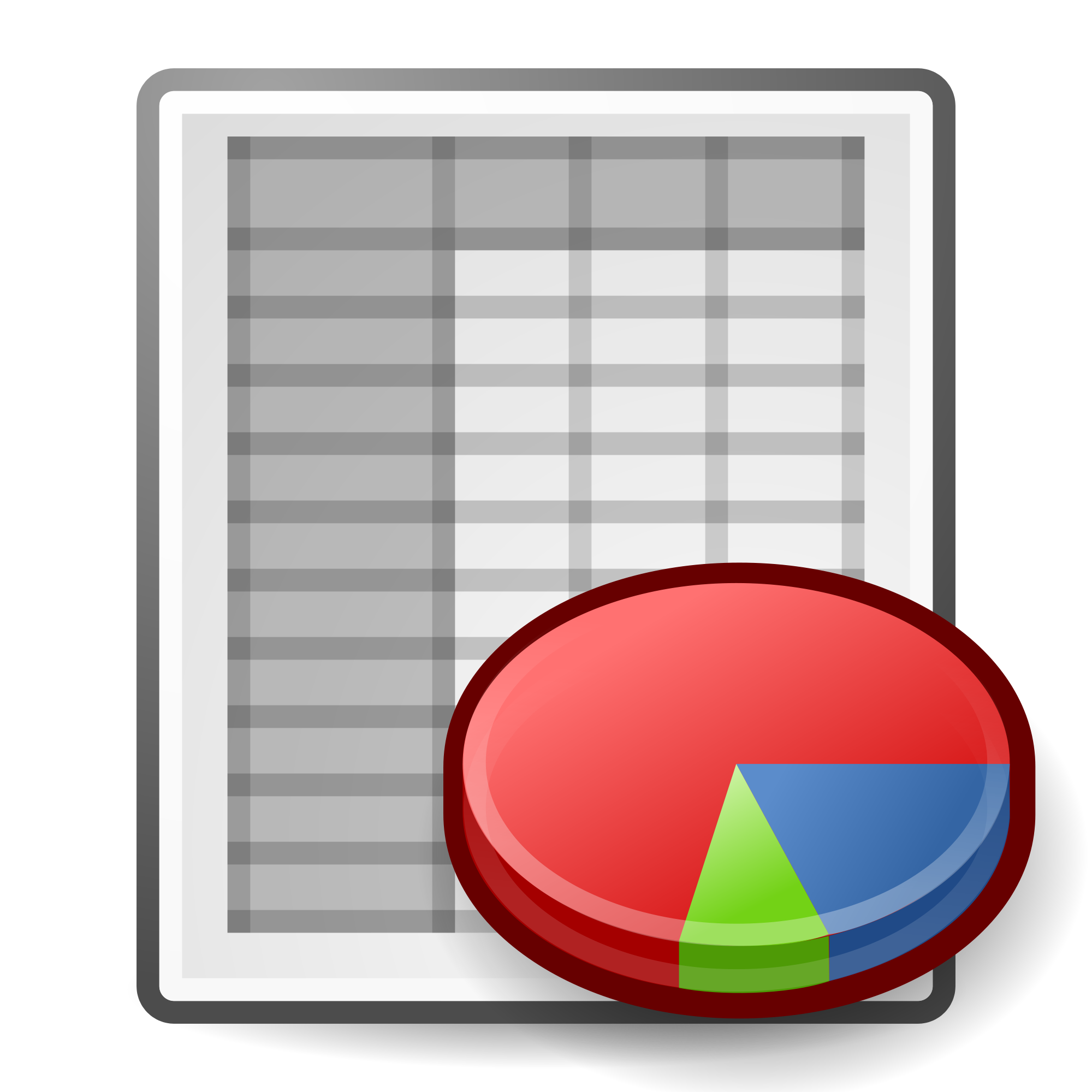 Free Google Spreadsheet Icon