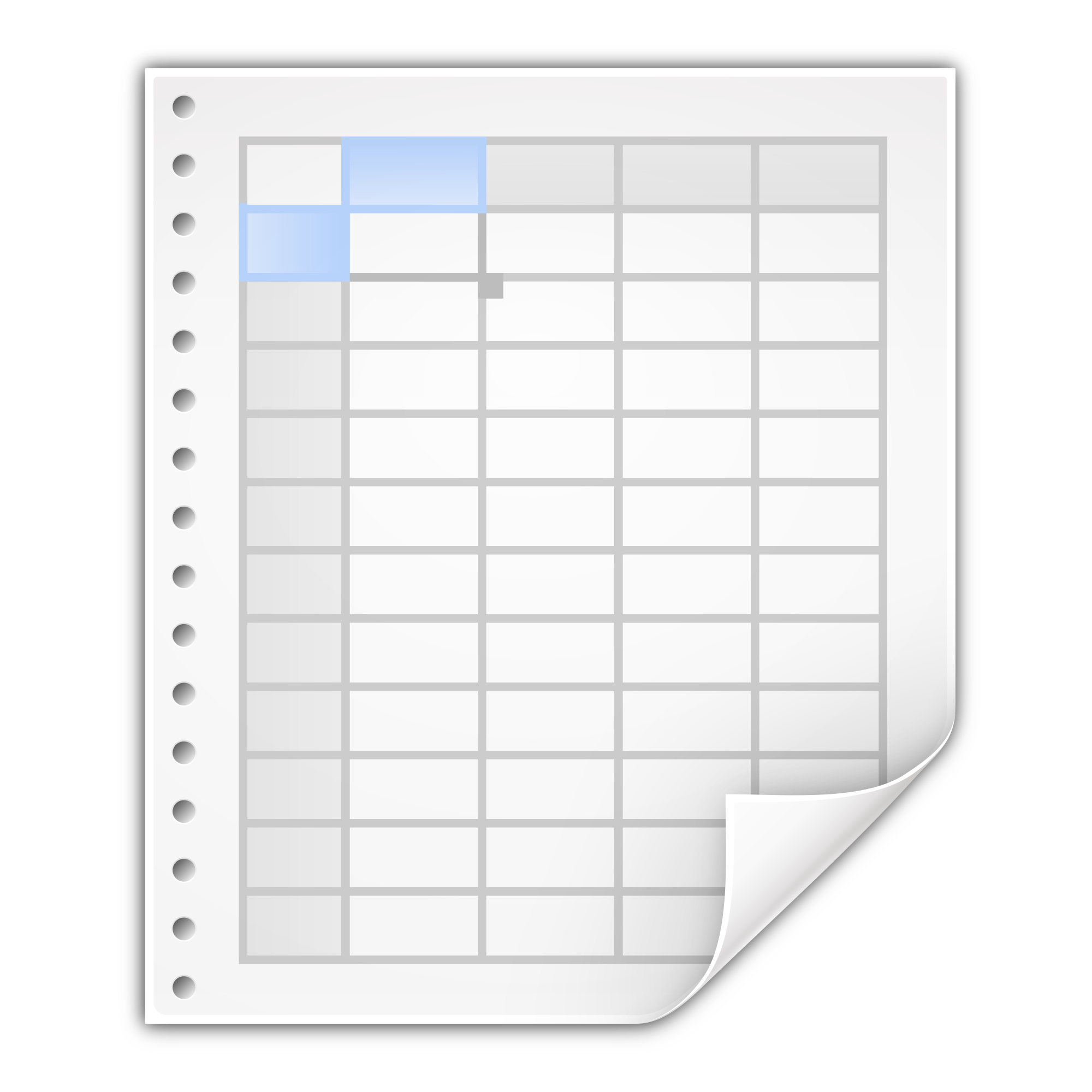 Free Templates Google Spreadsheet Icon