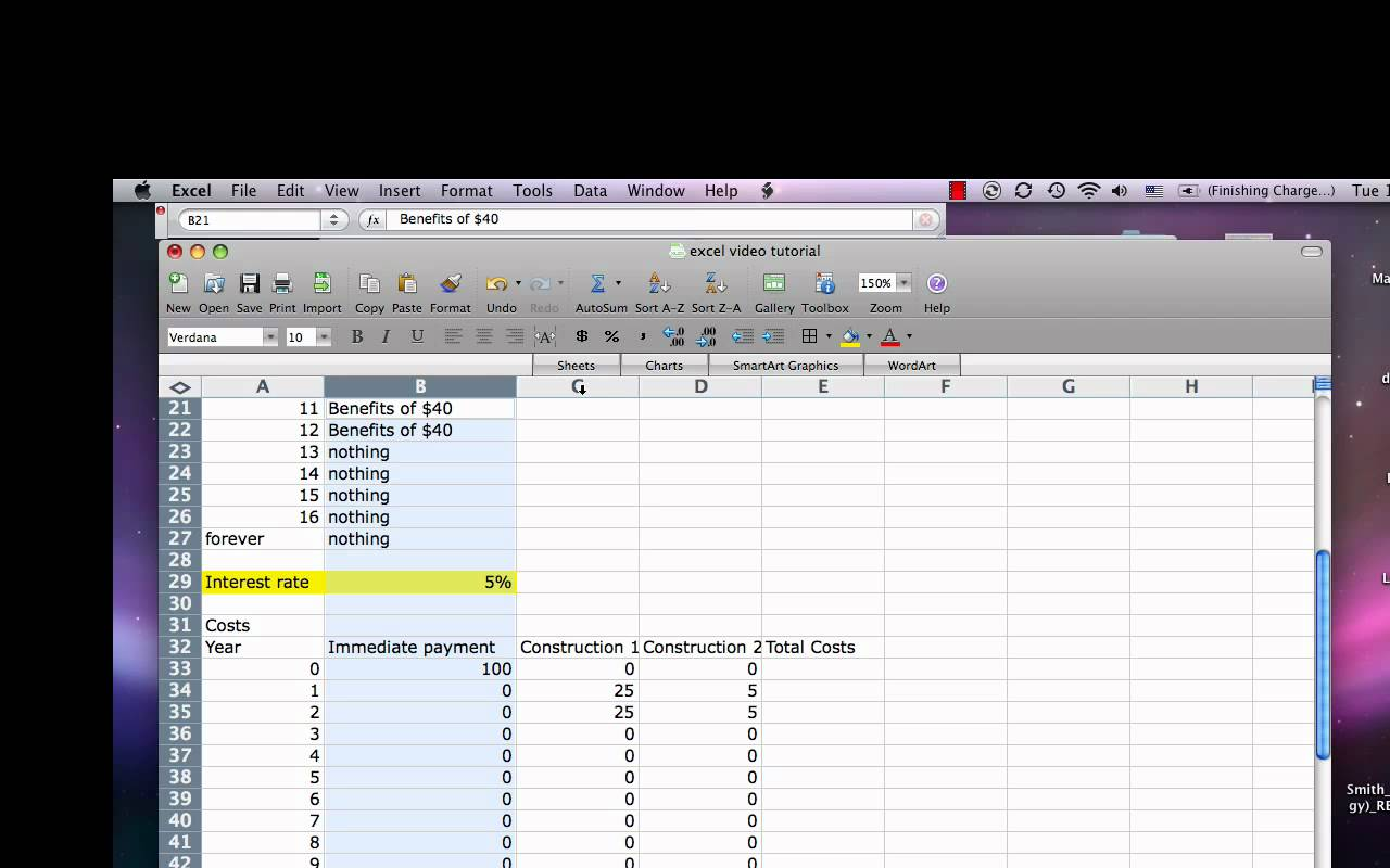 How To Make A Cost Analysis Spreadsheet (6)