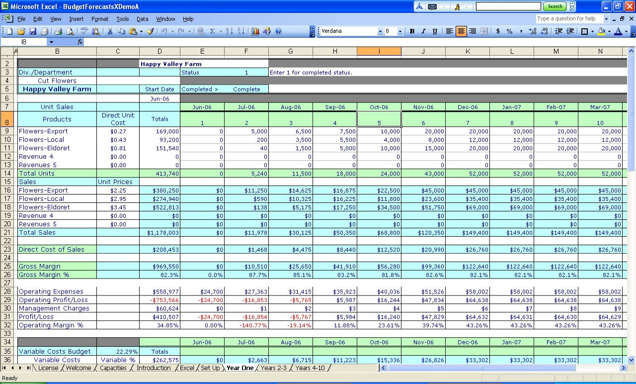 How To Make A Spreadsheet For Monthly Bills_86