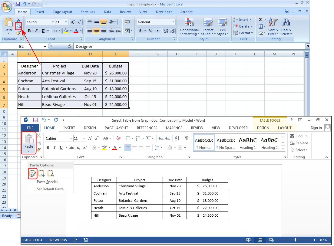 How To Make A Spreadsheet Without Excel