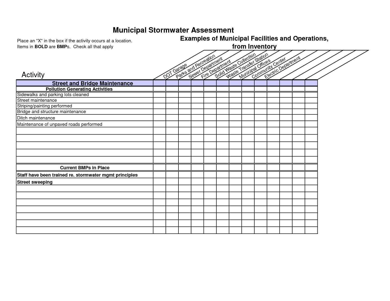 Restaurant Inventory Spreadsheet Download