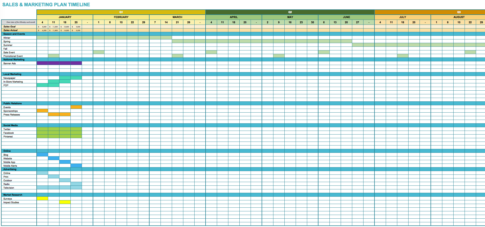 applicant tracking spreadsheet download