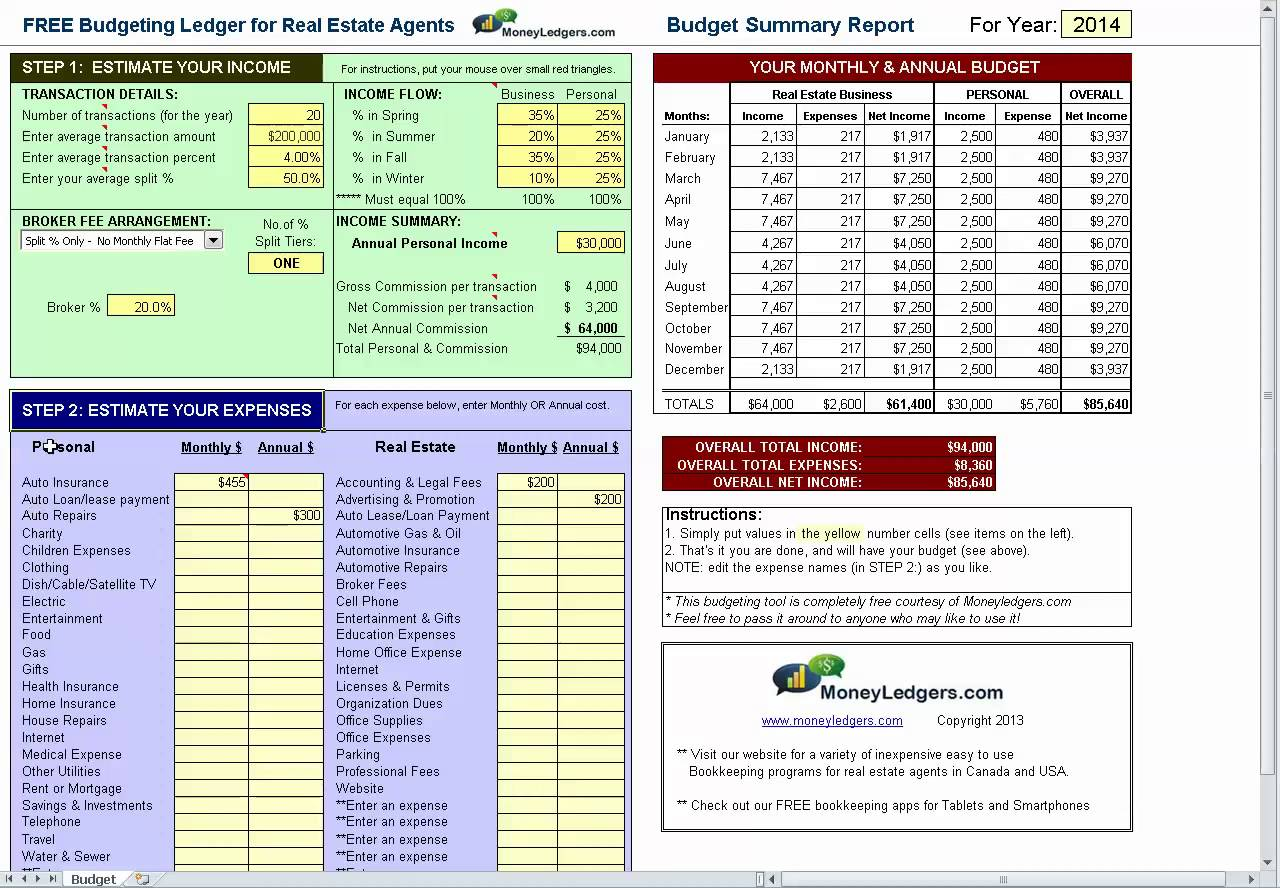 commercial real estate lease analysis spreadsheet