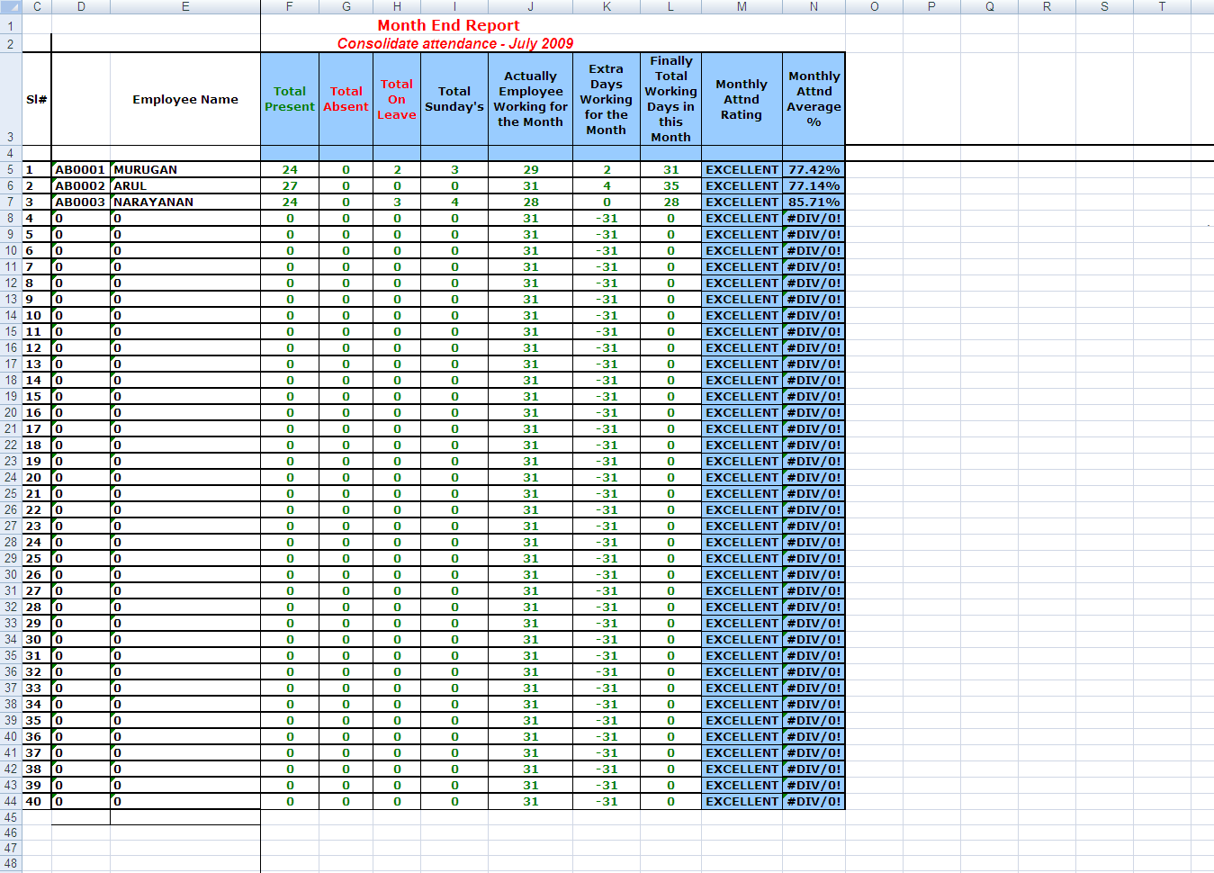 contract tracking spreadsheet template