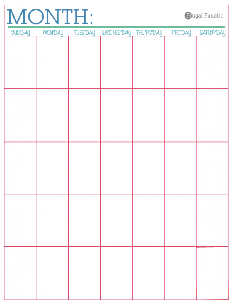 create your own budget template